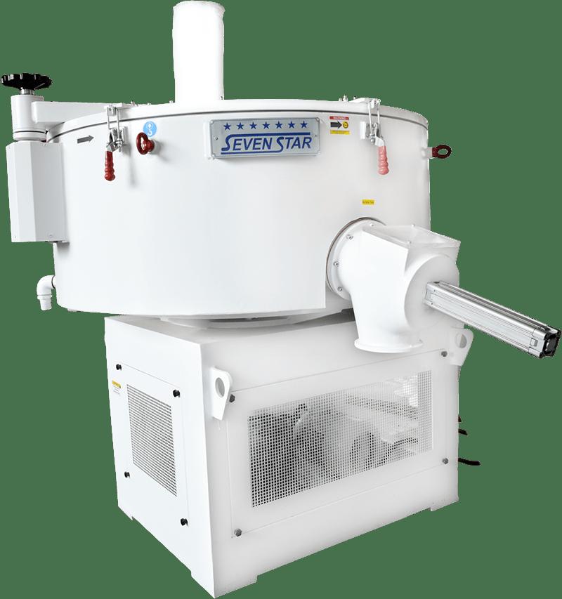 Cooler mixer
