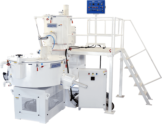 High Speed Heater Cooler Mixer
